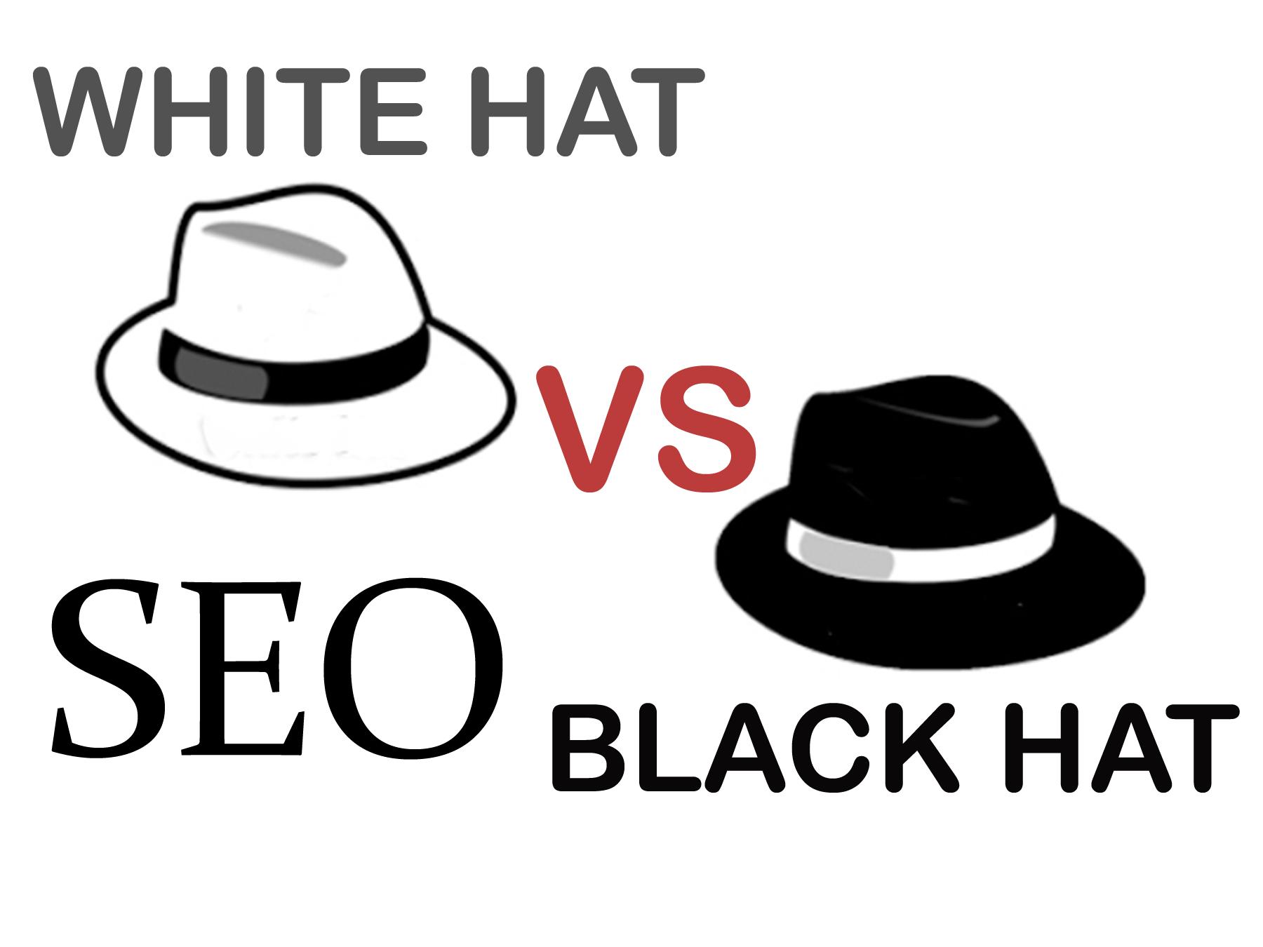 White Hat SEO and Black Hat SEO Techniques